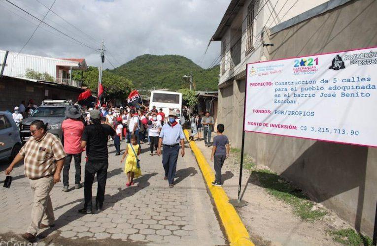FSLN lanza campaña electoral sobre «abuso constante de recursos estatales»
