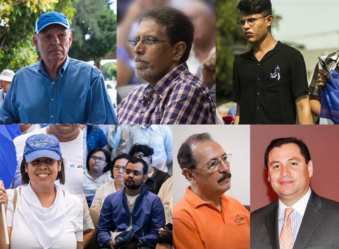 """Familiares visitan a otros ocho presos políticos en el """"nuevo Chipote"""""""