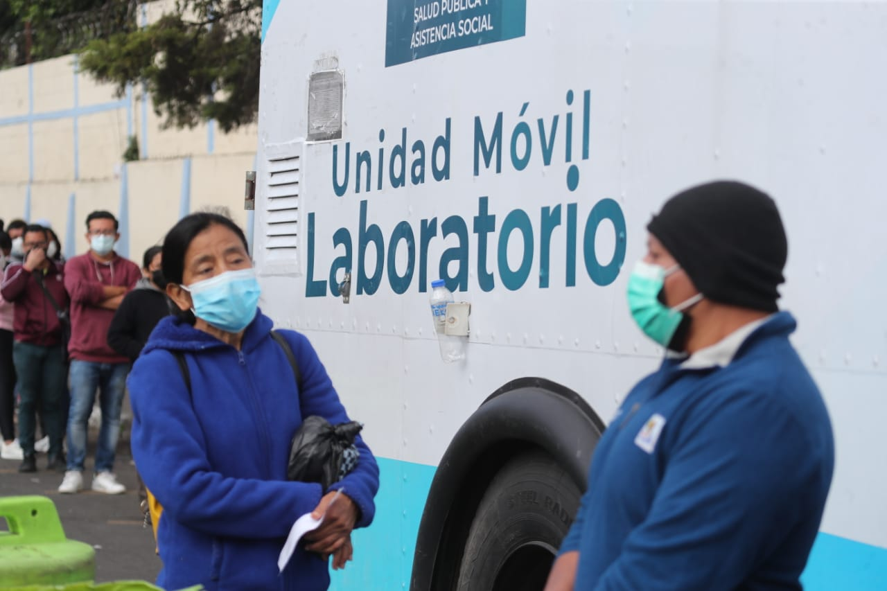 Guatemala registra 4.000 37 nuevas infecciones por coronavirus y el número promedio de casos activos diarios se mantuvo en 43.000.572 en septiembre