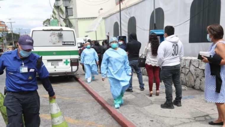 Guatemala supera las 700 muertes por covid-19 en lo que va de septiembre según informes de salud - Prensa Libre