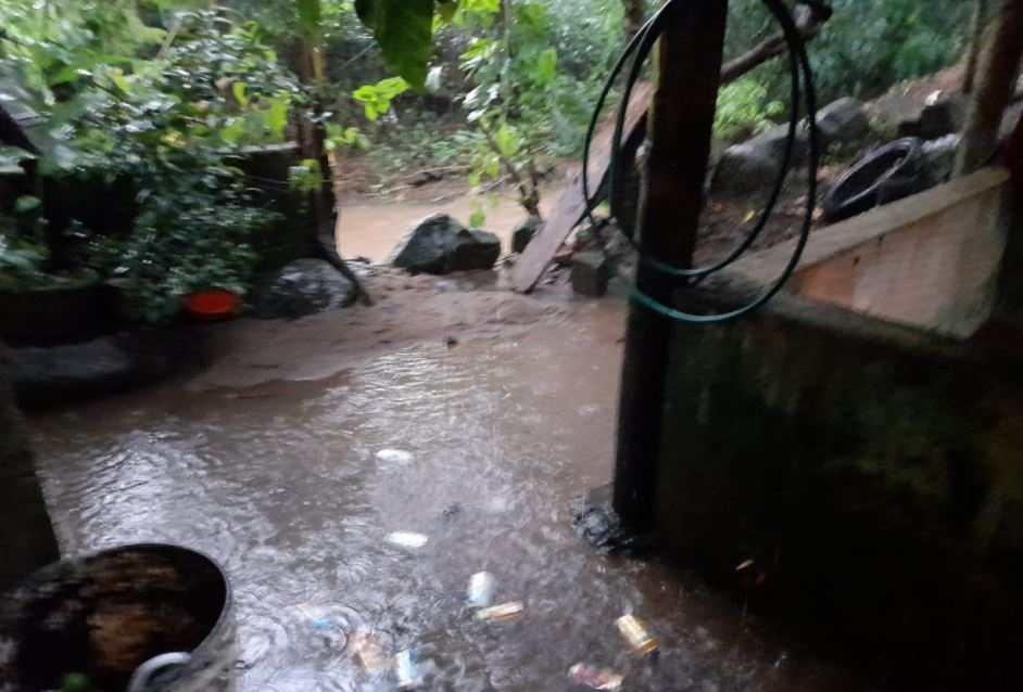 Insivumeh predice fin de semana lluvioso y Conred reporta daños por lluvia en las últimas horas - Prensa Libre