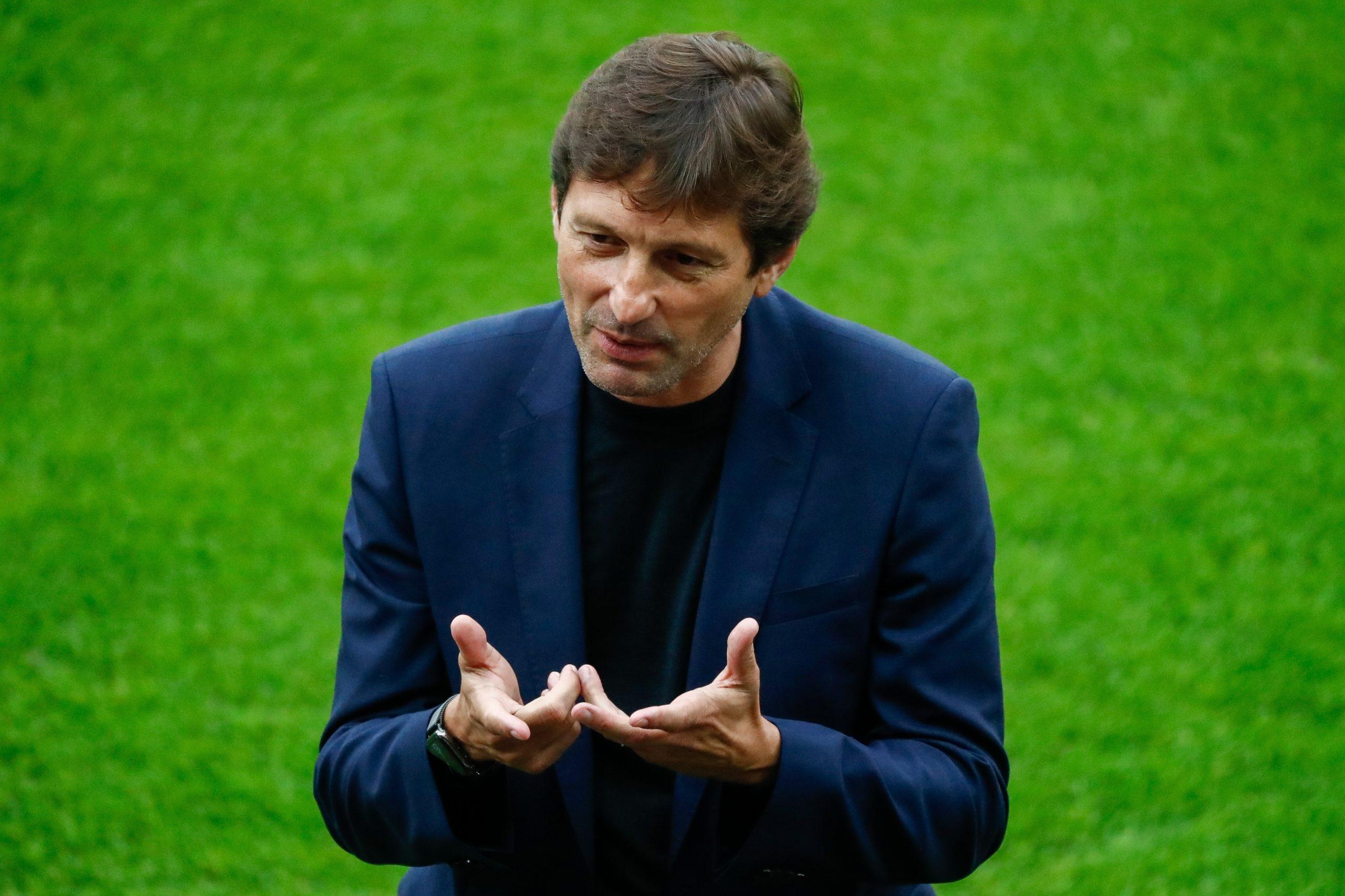 Leonardo niega información de L'Equipe sobre el contrato de Messi