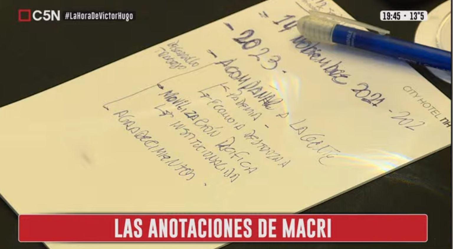 Los errores ortográficos presuntamente cometidos por el expresidente Macri y cuyos memes no lo perdonan - Prensa Libre
