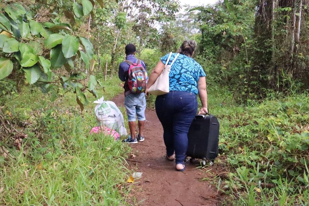 Más de 22.000 nicaragüenses solicitaron asilo en Costa Rica en 2021