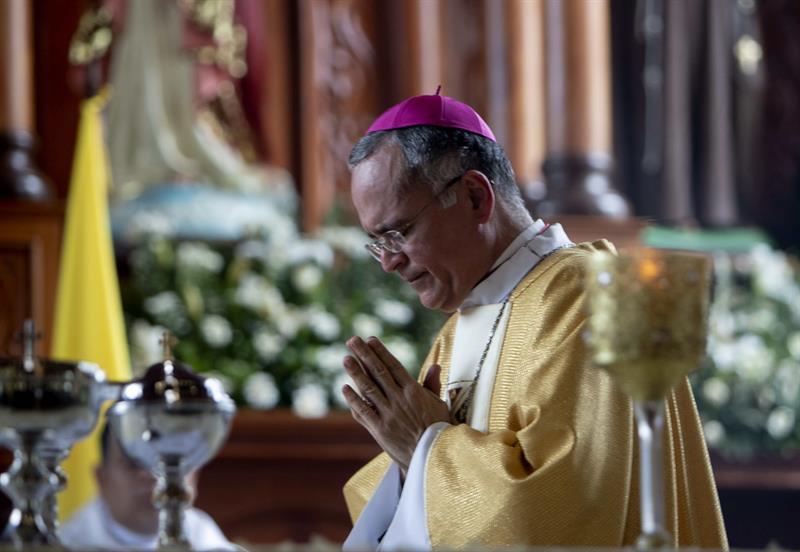 Monseñor Silvio Báez pide a la comunidad internacional que intervenga por los presos políticos