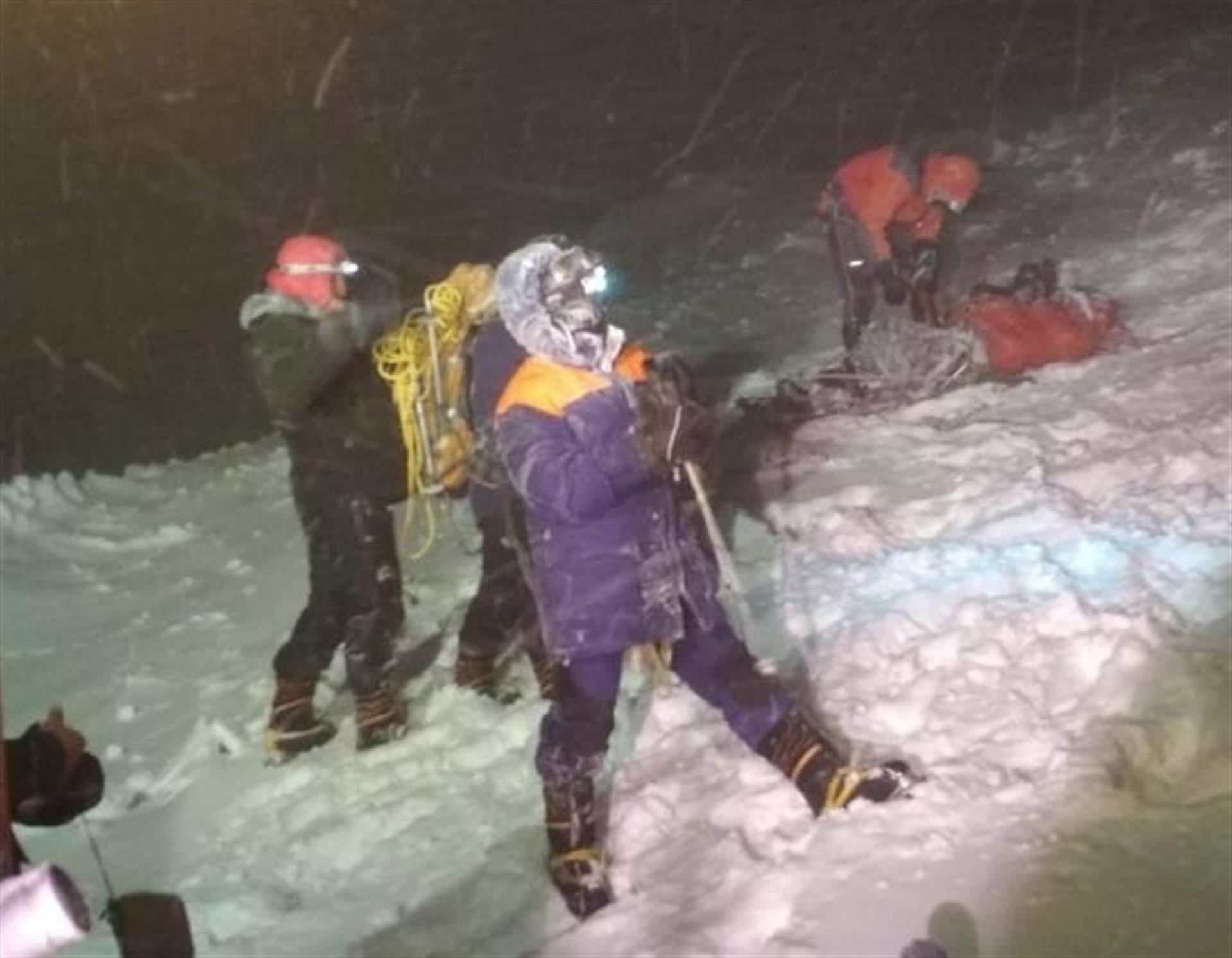 Mueren 5 escaladores por mal tiempo - Prensa Libre