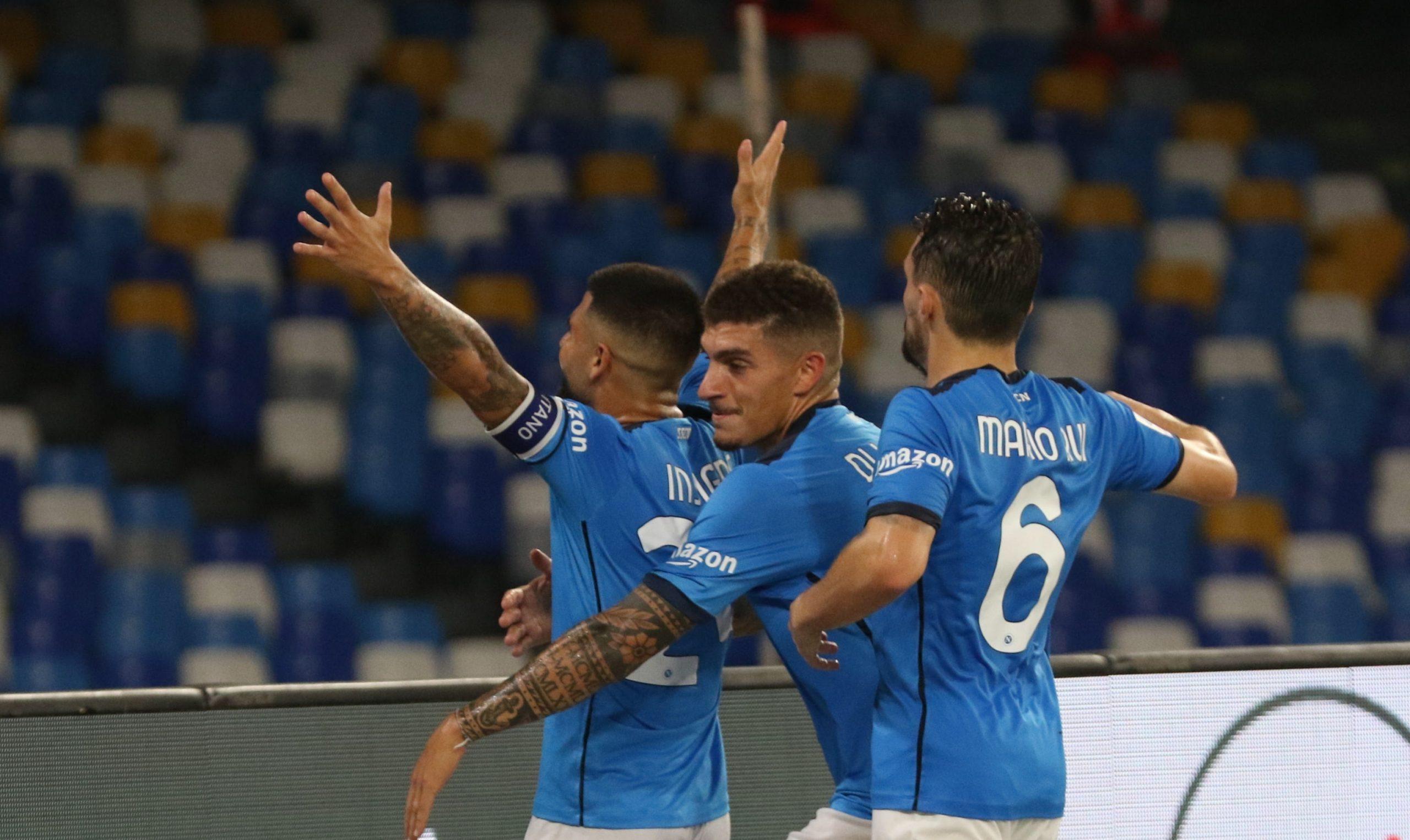 Napoli no se pierde, Lazio gana derbi y Juve continúa su remontada - Prensa Libre