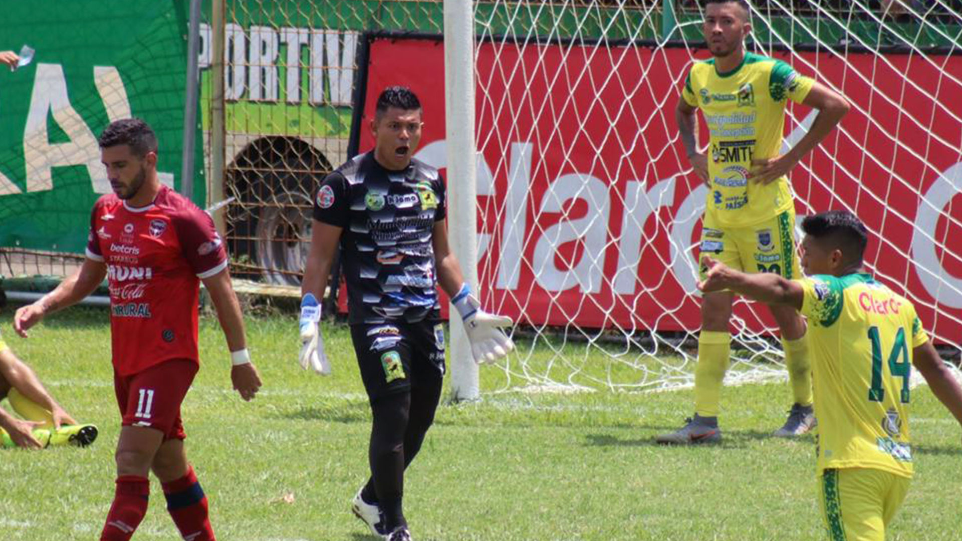 Nueva Concepción y Malacateco no se lastiman luego de la 11a fecha del Apertura 2021 - Prensa Libre