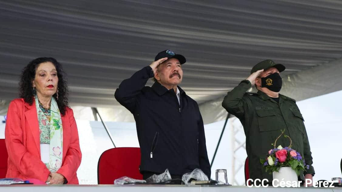 Ortega divaga sobre Afganistán, mientras Nicaragua atraviesa crisis de salud