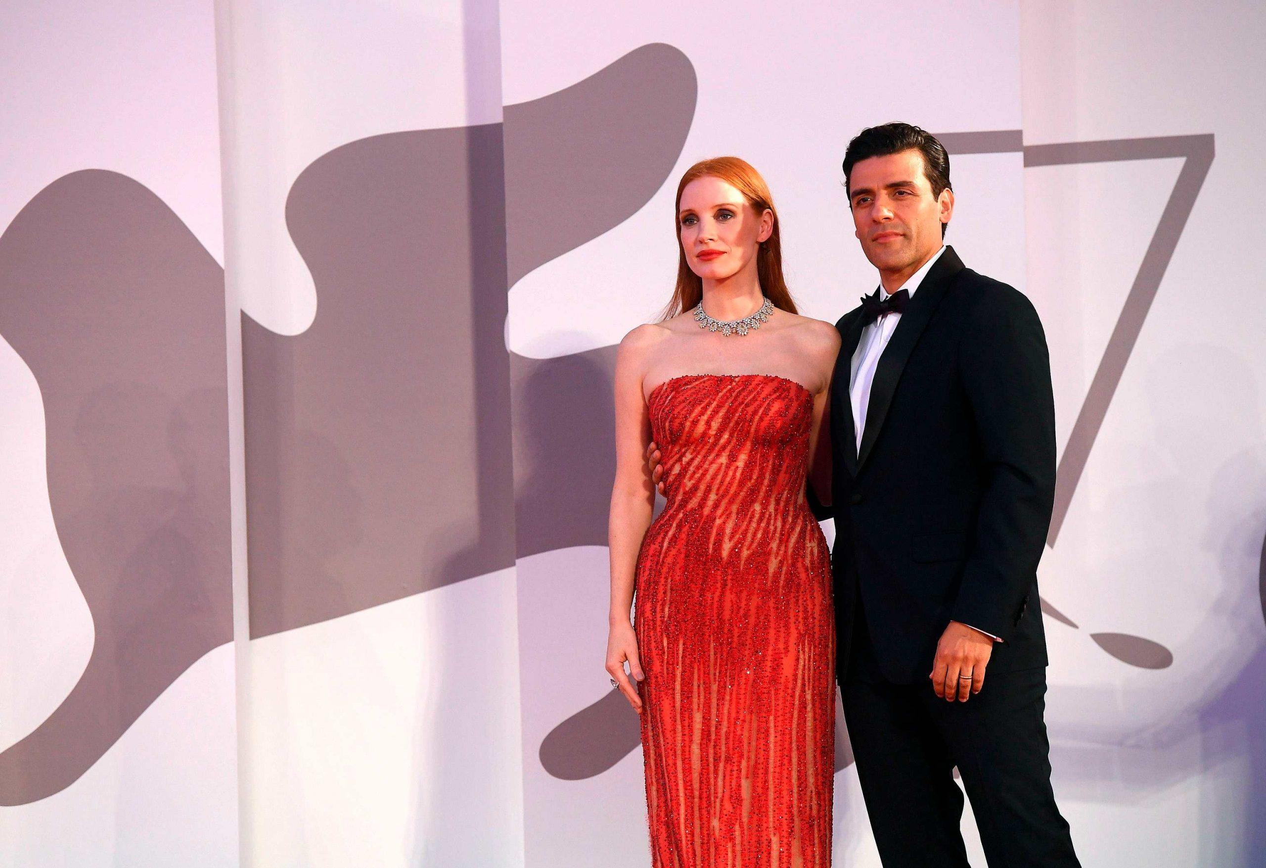 """Oscar Isaac y Jessica Chastain giran en torno a """"Secretos de un matrimonio"""" - Prensa Libre"""