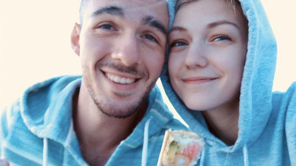 Que sabemos del caso de la joven que desapareció mientras viajaba por el país con su novio en una camioneta - Prensa Libre