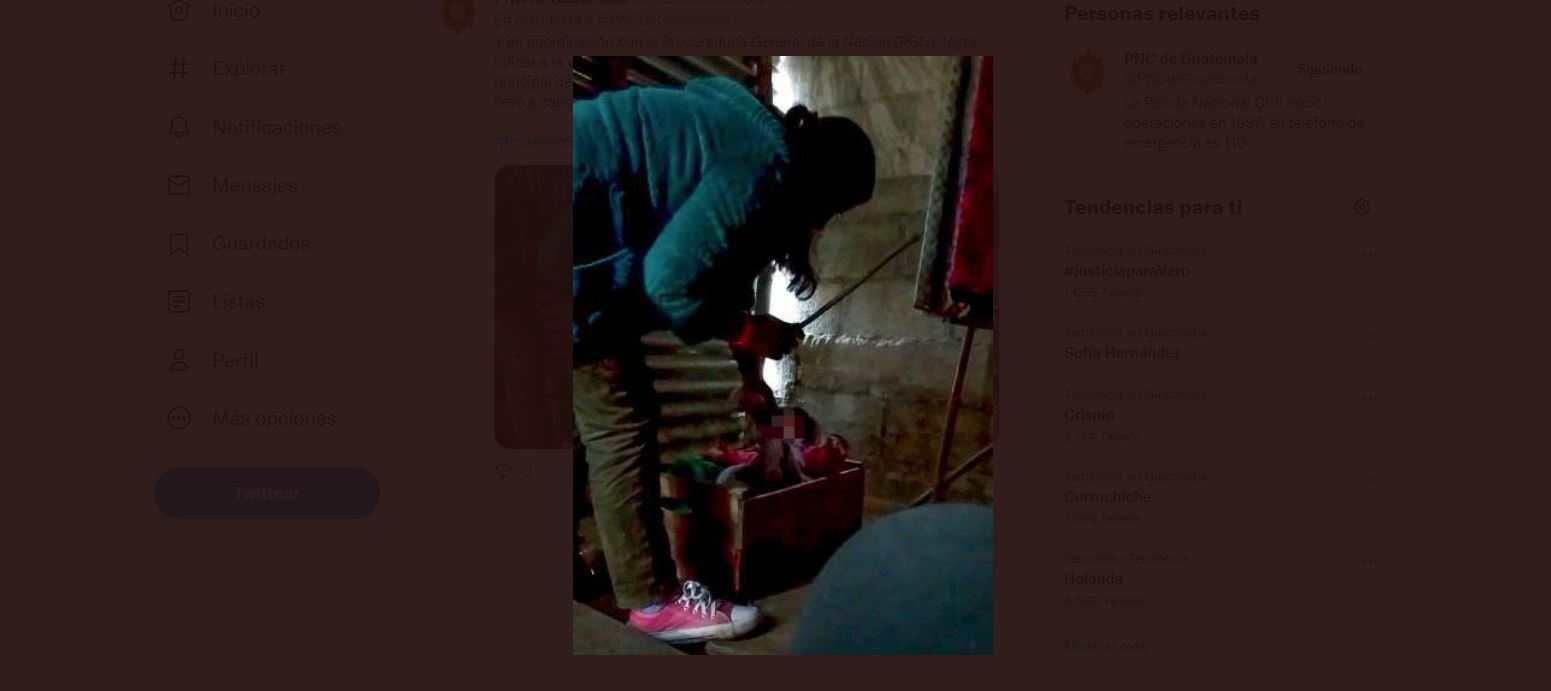 Salvan a un niño de 8 meses que fue agredido por su madre en Palencia - Prensa Libre