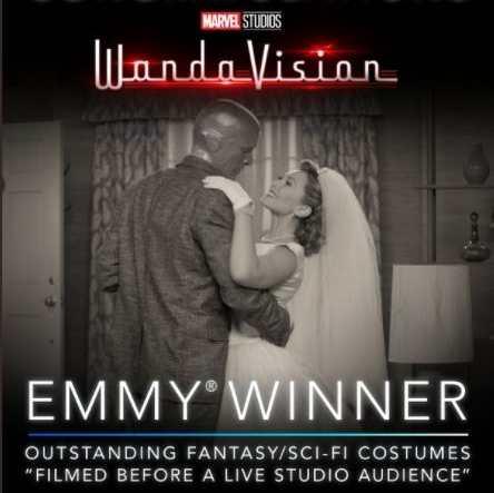 WandaVision hace historia en los Emmys 2021, presenta los máximos premios a Marvel Studios - Prensa Libre