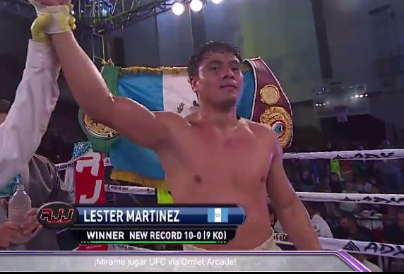¡Lester Martínez ganó!  Se mantiene invicto en encarnizada lucha contra el cubano Raiko Santana - Prensa Libre