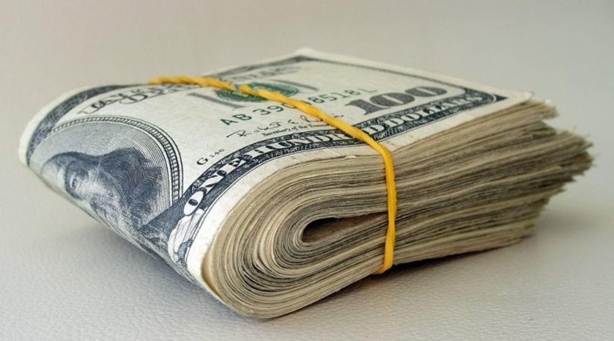 Money launderers