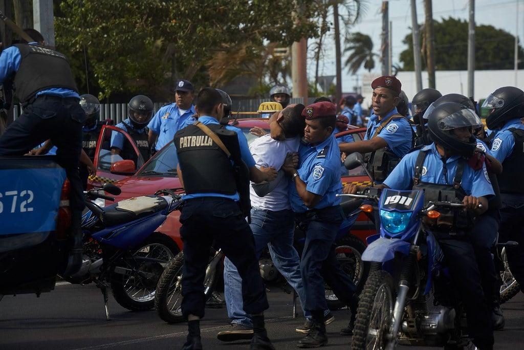 1.513 actos de violencia política en un contexto electoral