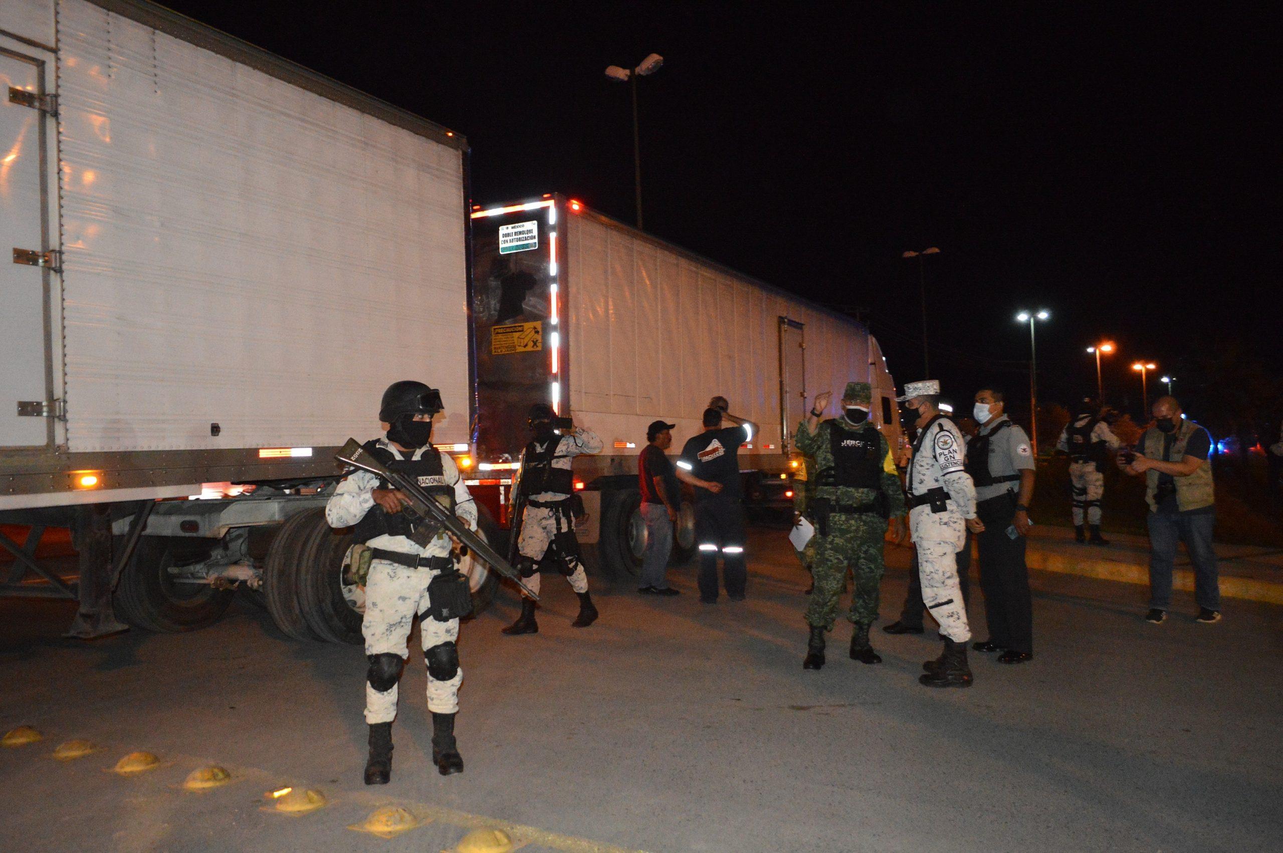 564 migrantes guatemaltecos, incluidos 320 menores, son rescatados en Tamaulipas, México - Prensa Libre