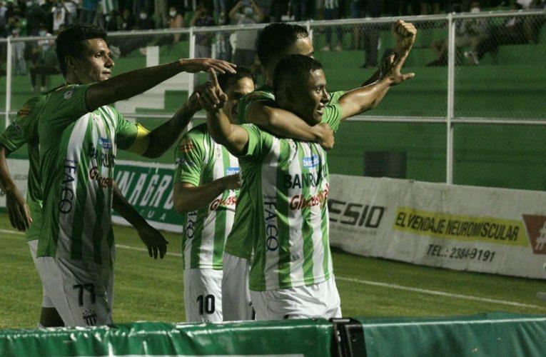 Achuapa luchó hasta el final, pero por un gol en propia puerta cayó ante Antigua GFC que confirma el liderazgo – Prensa Libre