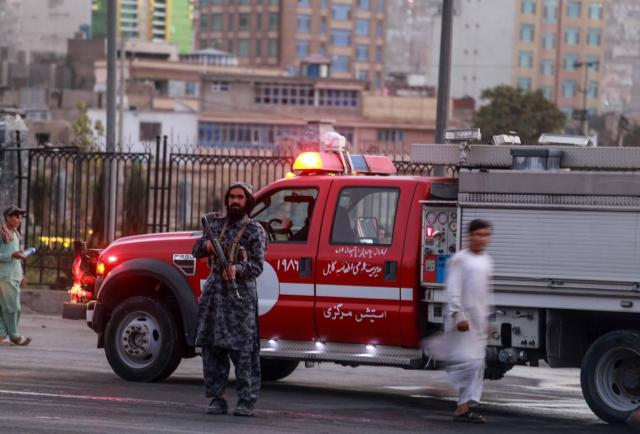Al menos dos muertos en explosión cerca de mezquita en Kabul