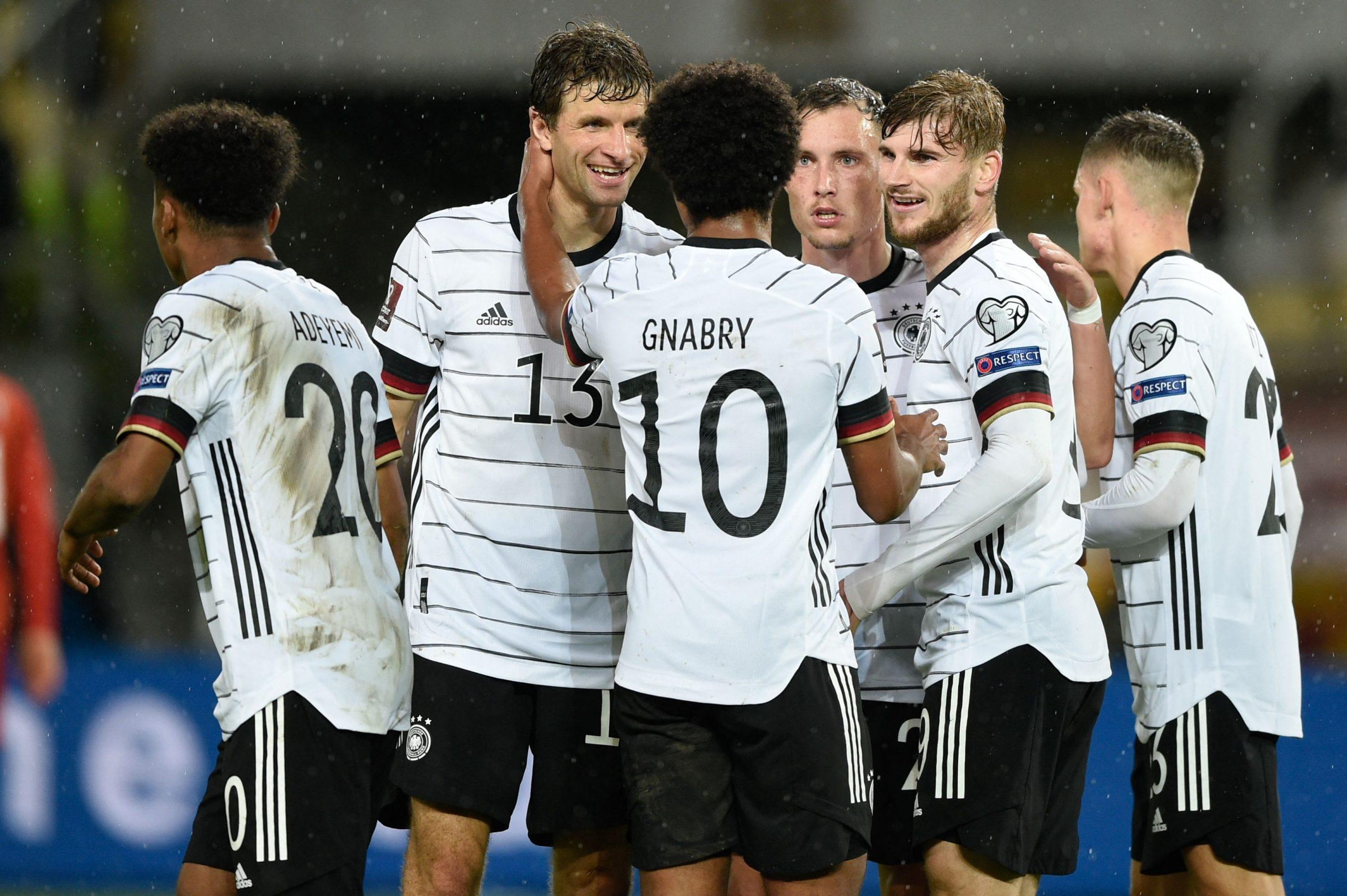 Alemania lucha y se convierte en el primer equipo en clasificar al Mundial 2022 en Qatar - Prensa Libre
