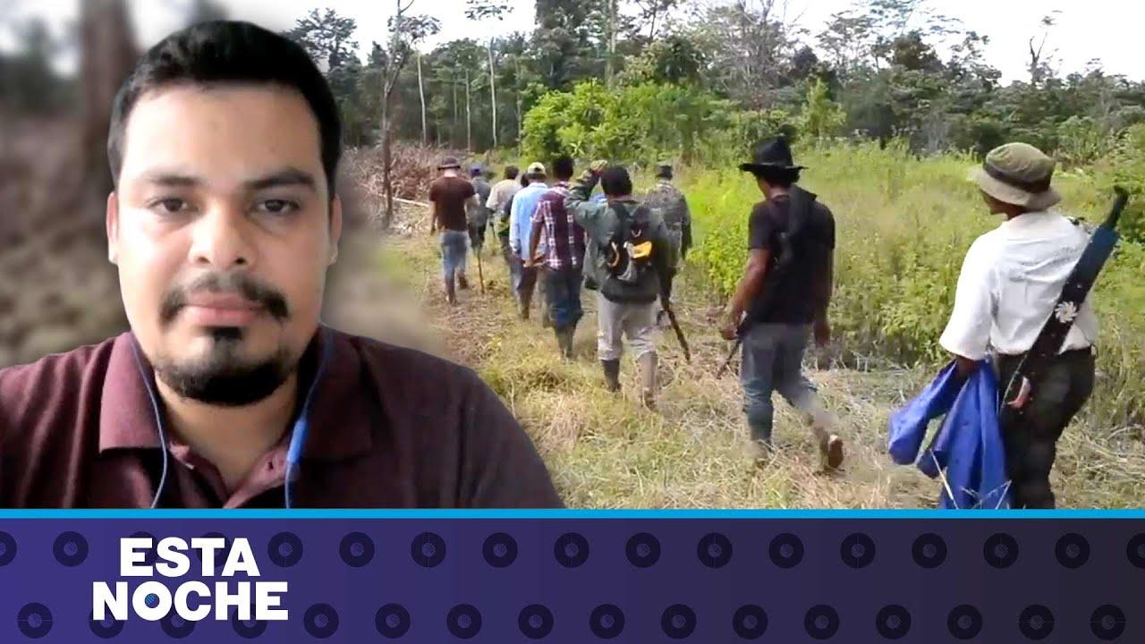 Amaru Ruiz: miembro de la comunidad asesinada y tres desaparecidos en Bosawás