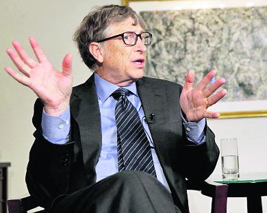 Bill Gates se pregunta si es importante o no tener un título universitario - Prensa Libre
