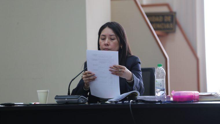 CC ratifica la decisión de reactivar el juicio preliminar contra la jueza Erika Aifán - Prensa Libre