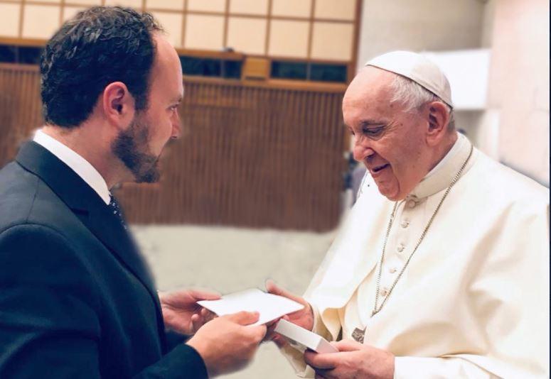 Cancillería invita al Papa Francisco a visitar Guatemala y Pontífice dice que tiene en mente al país - Prensa Libre