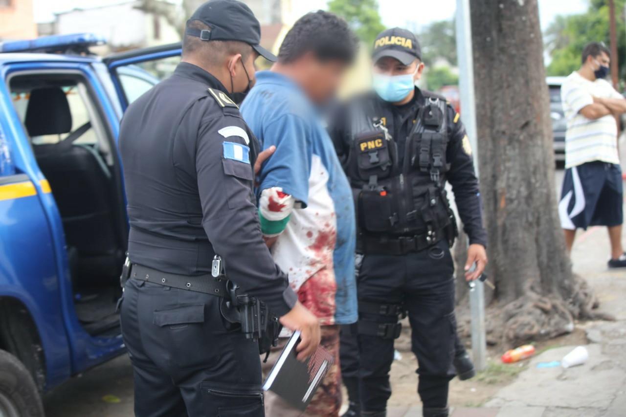 Capturan a hombre acusado de violar a mujer de 79 años