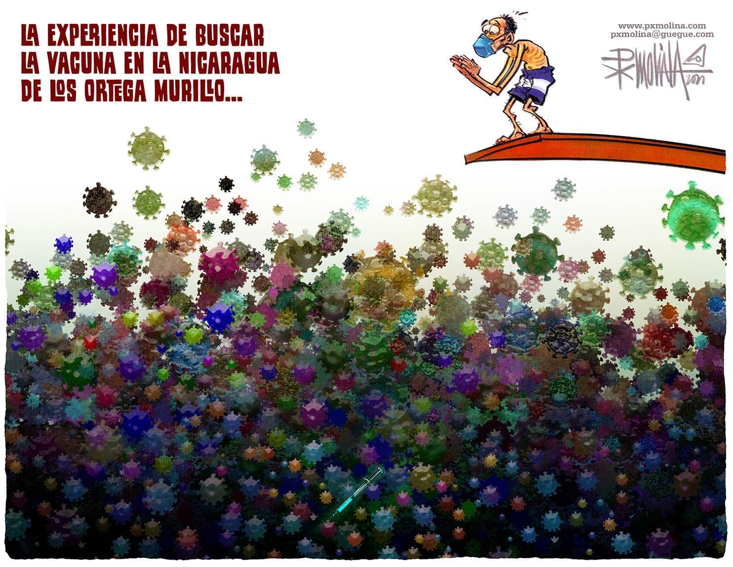 vacuna covid-19 Nicaragua