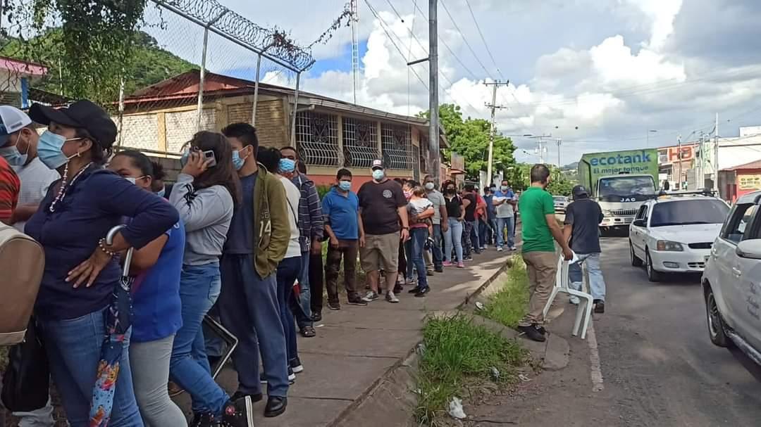Cientos de Matagalpinos quedaron sin vacunar