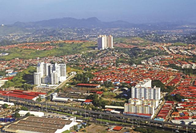 Ciudad de Panamá y modernidad líquida