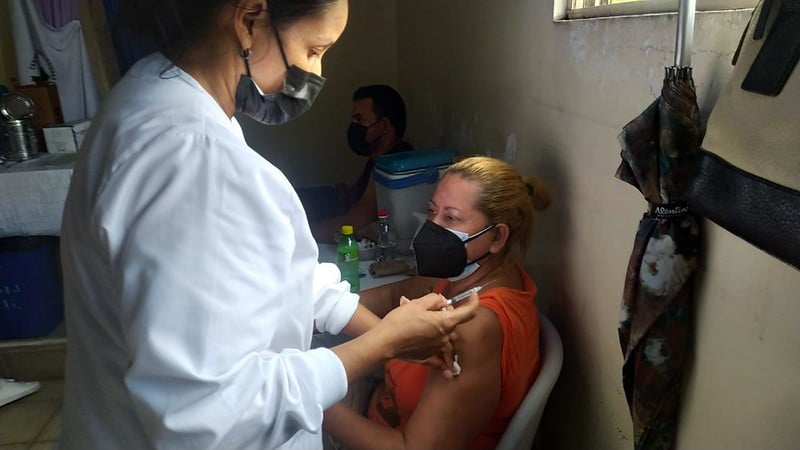 Nicaragua vaccination
