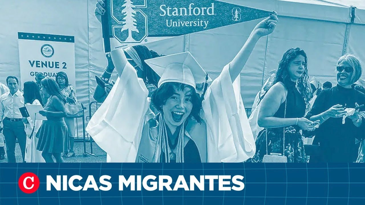De León a la Universidad de Stanford, un solo migrante en Estados Unidos