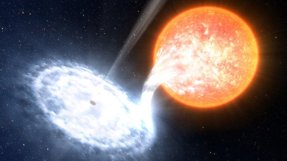 Detectan indicios de lo que podría ser el primer planeta descubierto fuera de la Vía Láctea - Prensa Libre