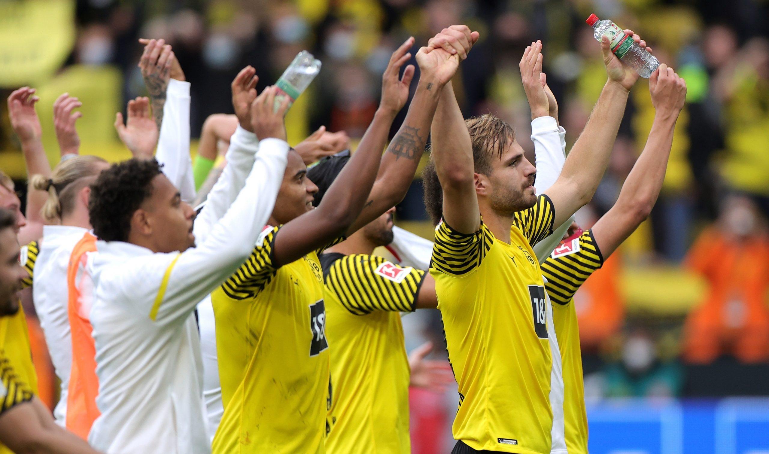 Dortmund y Friburgo presionan al Bayern, 'Gladbach' rompe maldición - prensa Libre