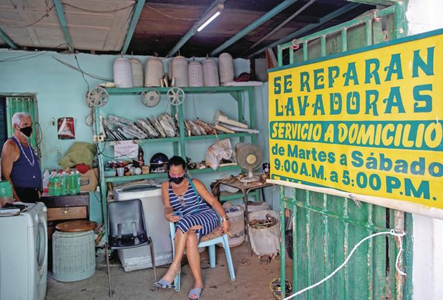 Economía cubana busca oxígeno en las mipymes