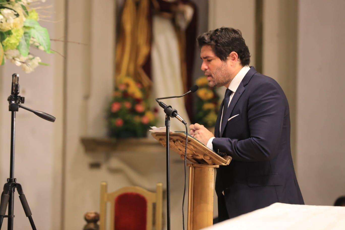 Eduardo Verástegui visita Guatemala, se encuentra con Giammattei y participa en la firma de un consenso a favor de la mujer y la familia - Prensa Libre