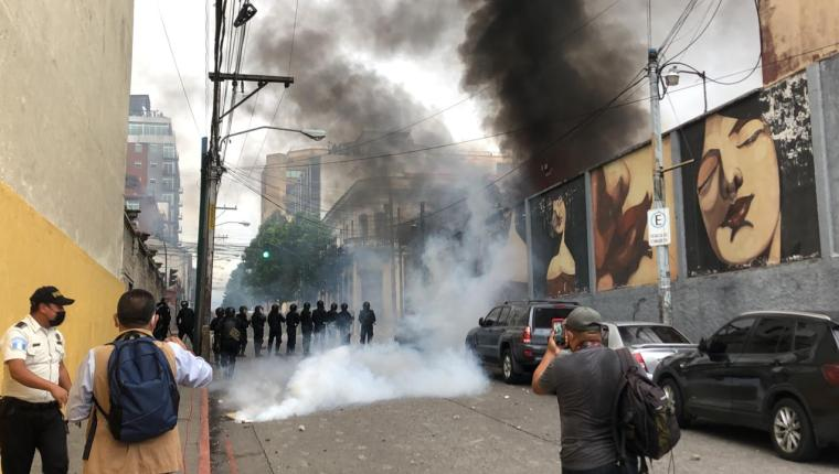 El Ejército se aleja de los veteranos, pero sigue afinando nóminas para las bonificaciones que exigen – Prensa Libre