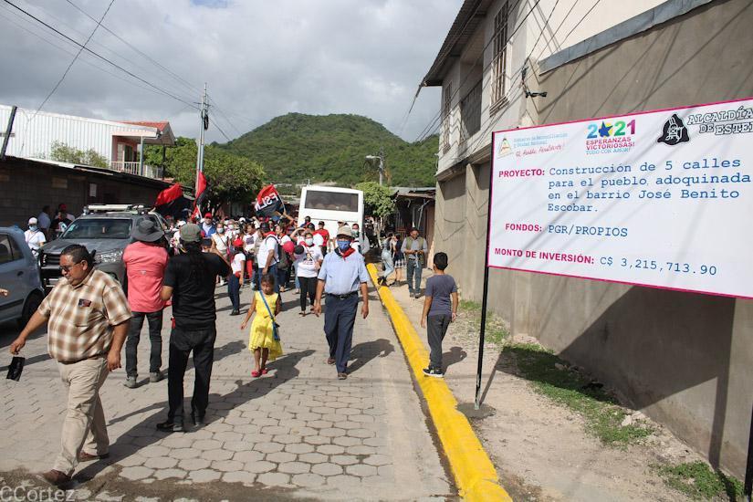"""El FSLN lanza una campaña electoral en """"constante abuso de recursos estatales"""""""