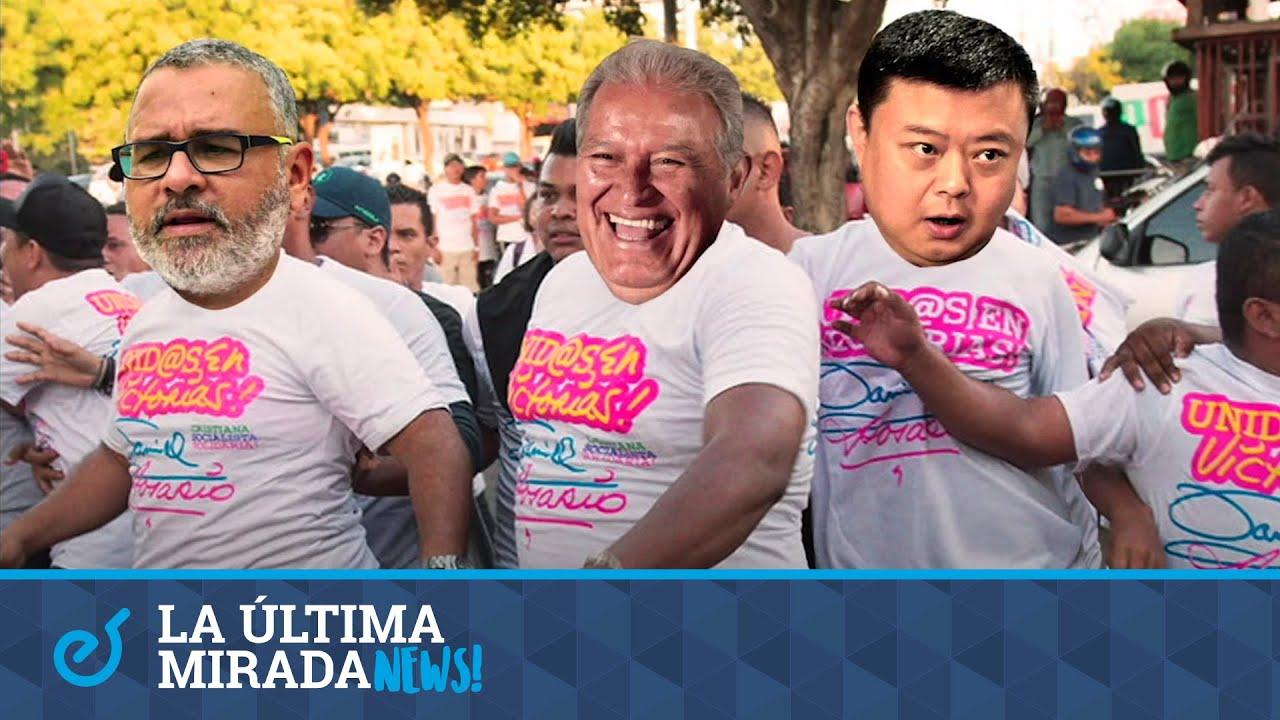 El canciller Petipois, la caída de Wang Jing y el líder de Carvajal, en La Ultima Mirada News