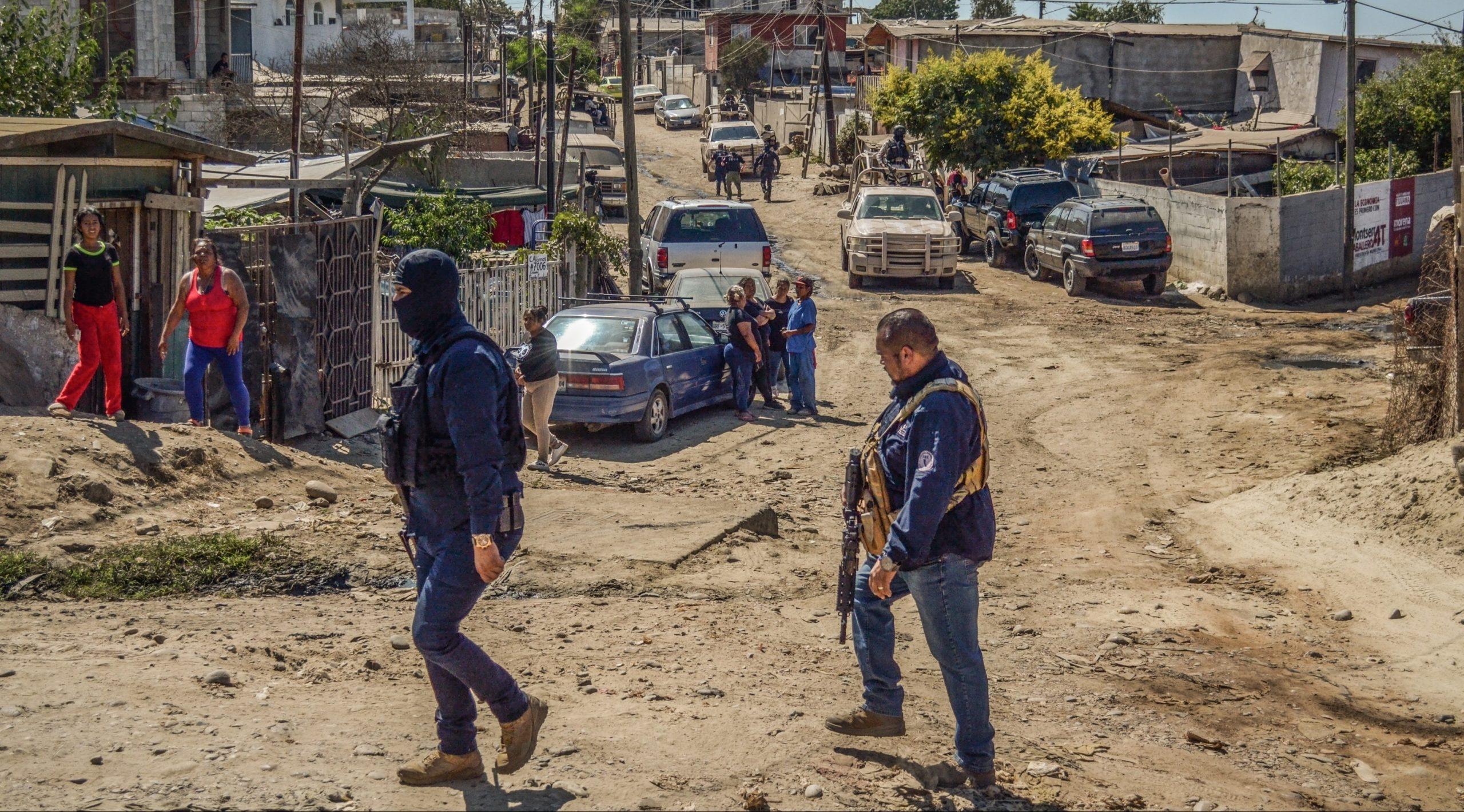 El macabro envío que le hicieron al director de la Policía de Tijuana en su primer día en el cargo - Prensa Libre