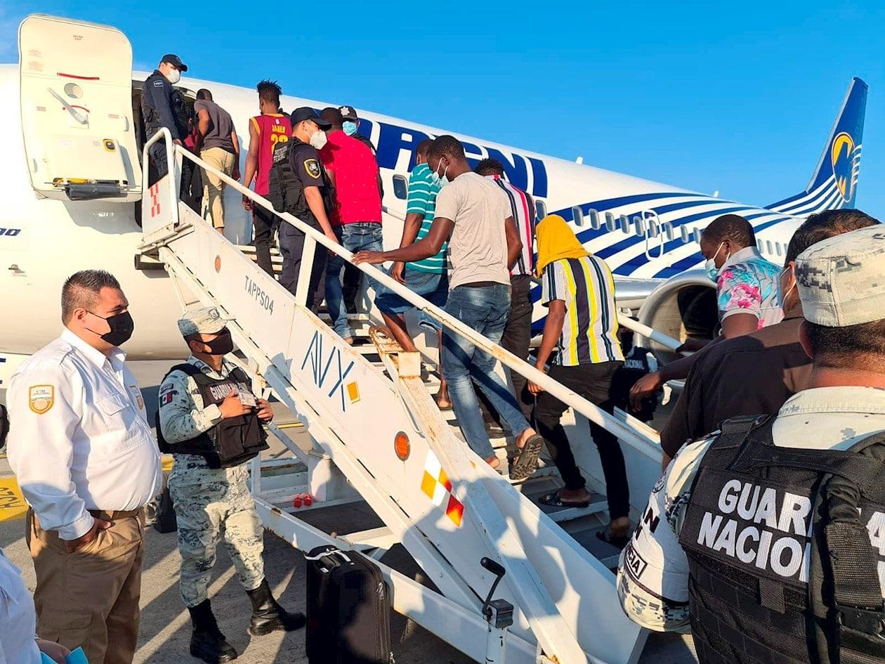 El mito de México como país de acogida de migrantes