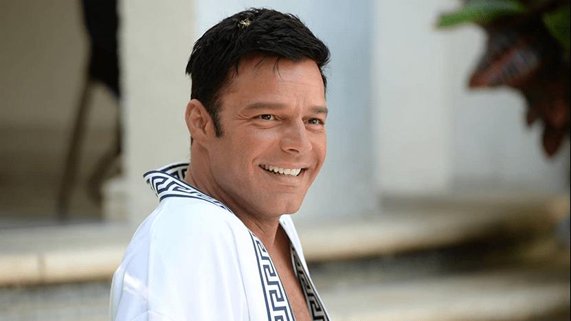 Esto es lo que dijo Ricky Martin sobre el supuesto retoque cosmético de su rostro - Prensa Libre
