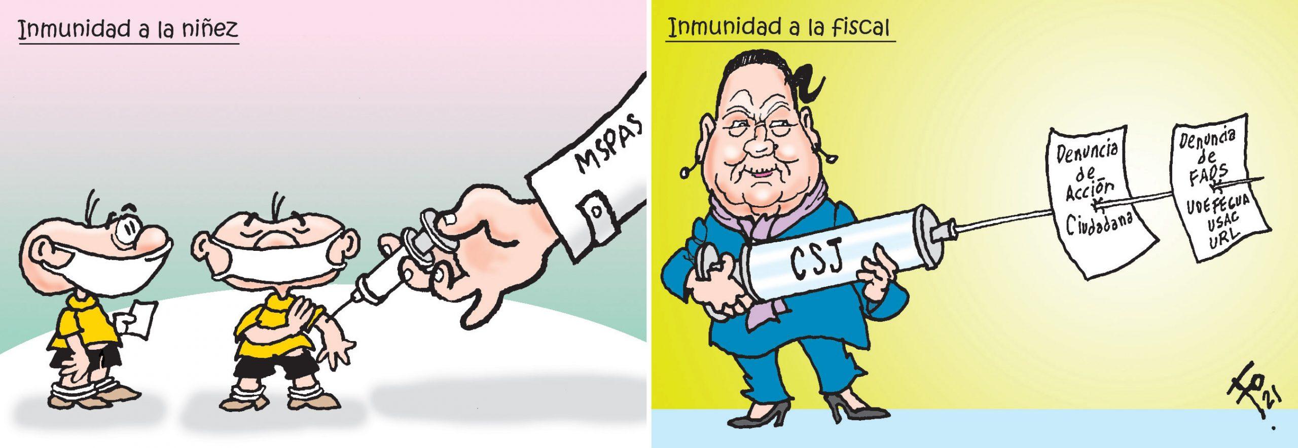 Fo: inmunidad infantil