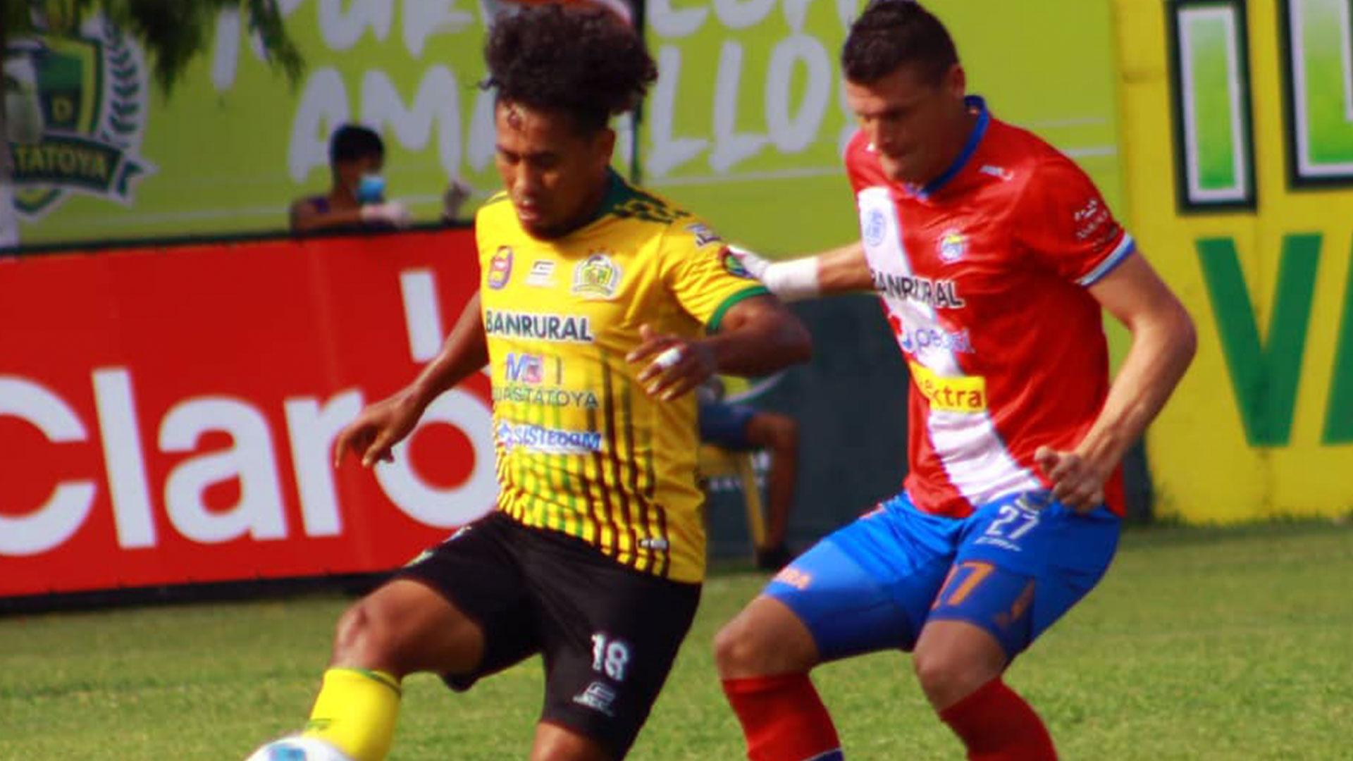 Guastatoya venció 3-0 a Xelajú y sale del último cuadro del Apertura 2021 - Prensa Libre