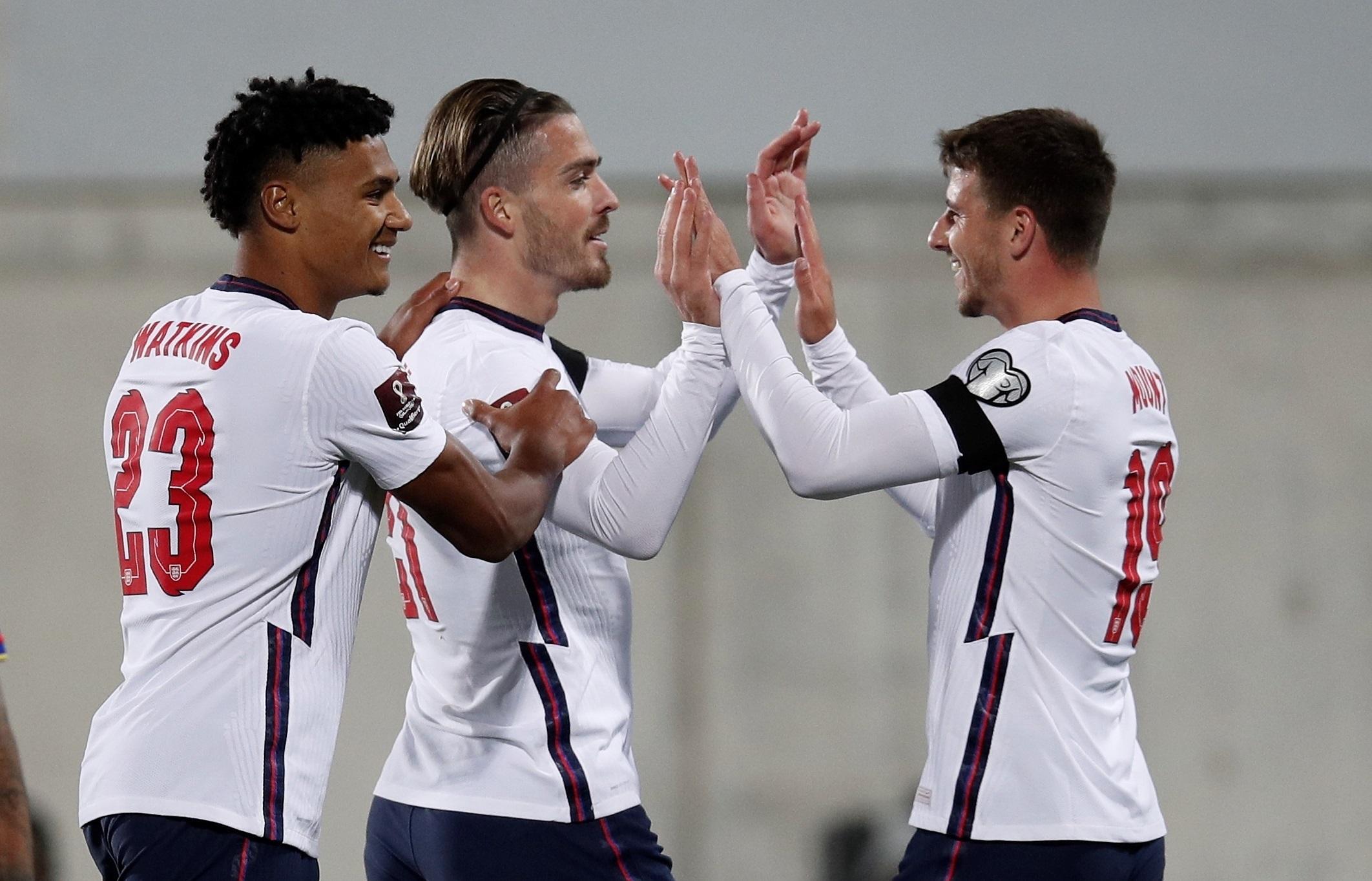 Inglaterra se enfrenta al vencer a Andorra - Prensa Libre