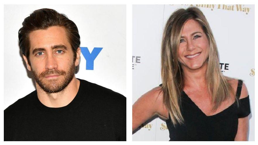 """Jake Gyllenhaal admite que grabar escenas románticas con Jennifer Aniston en la pantalla fue una """"tortura"""""""