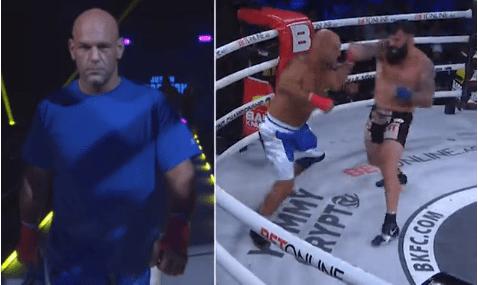 Justin Thornton muere semanas después de un brutal nocaut en un combate de boxeo sin guantes