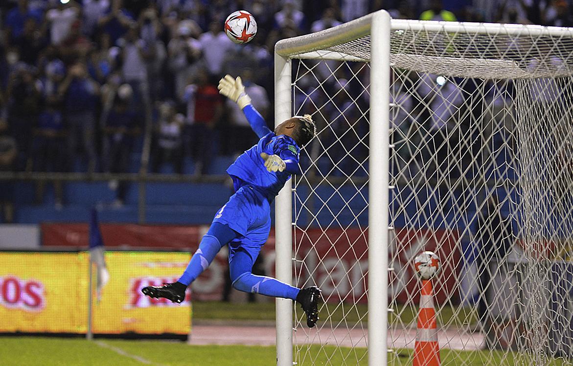 Keylor Navas, con paradas espectaculares, logra empatar a Costa Rica contra Honduras - Prensa Libre